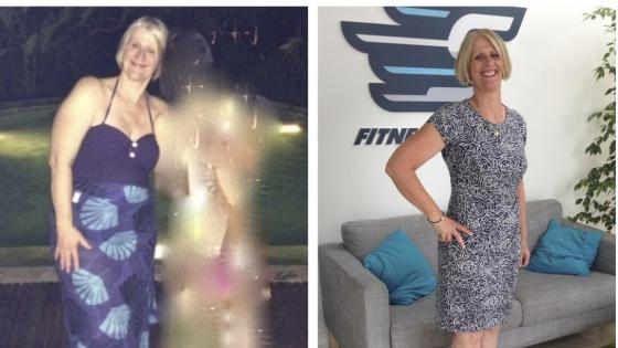 Thanks to SpeedFit I lost 22kg of fat and I'm pain free.